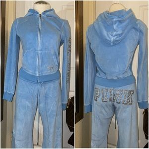 PINK Victoria's Secret pants set